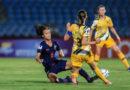 ไทย vs ญี่ปุ่น การแข่งขันฟุตบอลหญิง เอแอฟซี ยู16 รอบแบ่งกลุ่ม